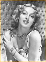 Lana Turner hairstyle