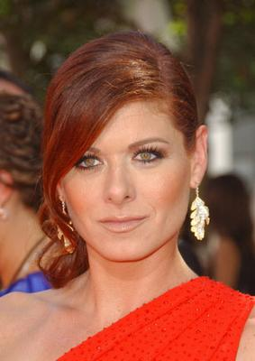 Debra Messing - 61st Annual Primetime Emmy Awards