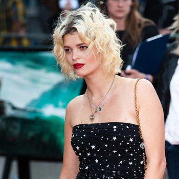 Pixie Geldof with short hair - Summer 2011
