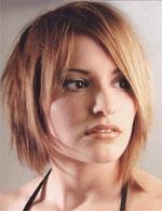 easy medium-length hair style