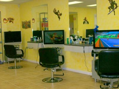 Kids Haircut Salons Celebrities Lifestyle